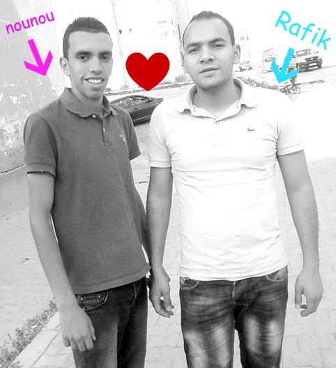 Moi et Rafiiiiik <3