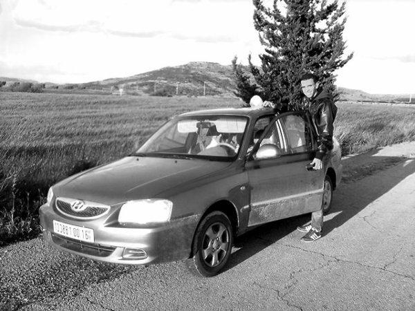 My Car (^_^)