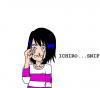 Ryu petite elle pleur parce que Ichiro est mort