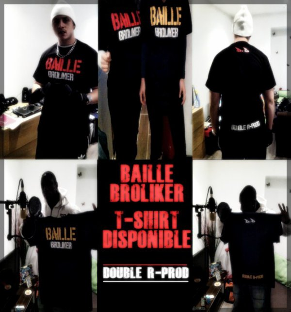 T-SHIRT ENFIN DISPONIBLE