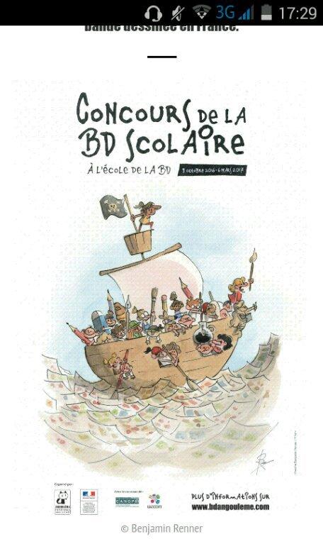 Concours Angoulême