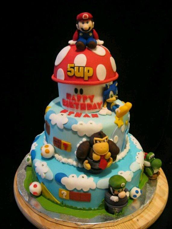 Nourriture Mario