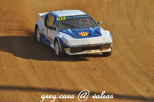Valras 2011 : ma 4e courses