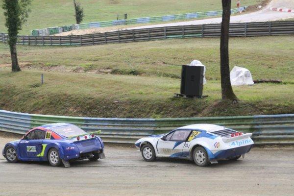 Faleyras 2011 : ma 5e courses