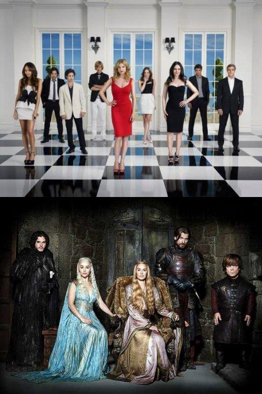 Bilan séries tv 2011-2012