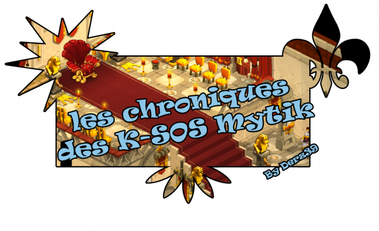 Chronique des K-SOS Mytik 2 : Sho-cola, on joue à chat caché ?