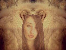 en mode lion