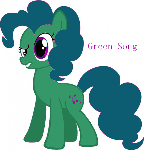 Green Apple ( MLP )
