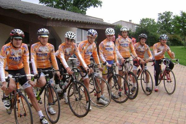 Thorigny - 26 mai 2012 - CLM Cadets