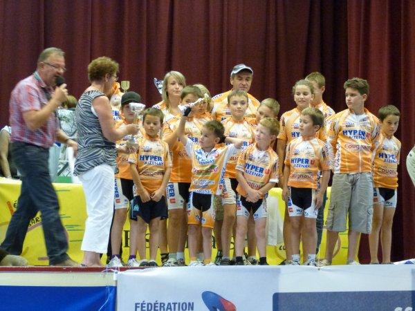 9 septembre 2012 - Trophée des écoles de vélo de Vendée 2012 - Les Essarts