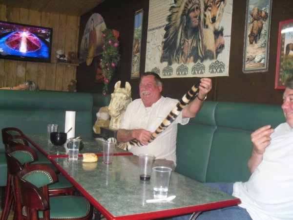 c le tour de la guitare !