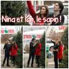 03/12/12 : Nina et Ian ont été aperçus en train d'acheter leur sapin de Noël à Atlanta, détendus et très complices. Notre chère Nina avait d'ailleurs revêtu un très joli manteau rouge qu'on ne peut qu'aimer.