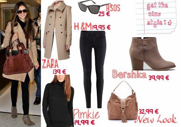 Get the Nina style ! :) [Nina Dobrev à l'aéroport LAX de Los Angeles le 26/12/12 ; direction Shangaï]