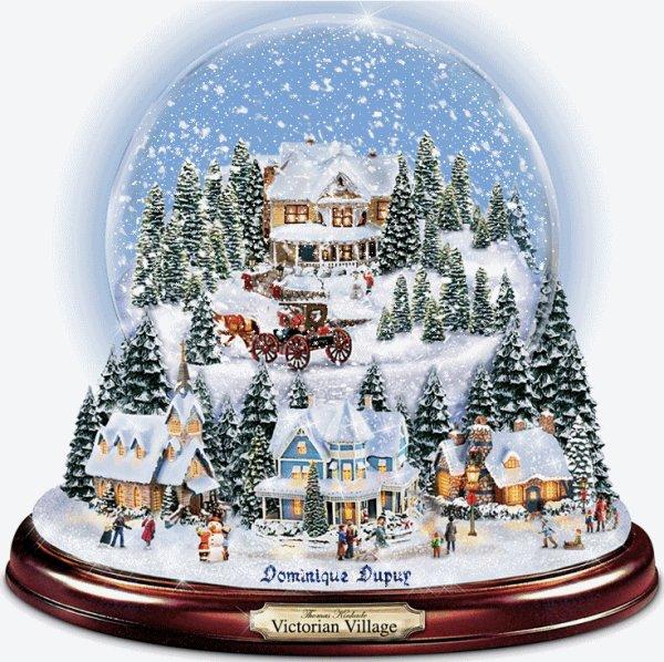 Boule à neige | Christmas - Noël | Pinte
