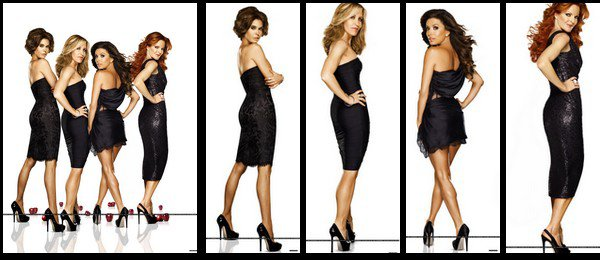 Desperate Housewives saison 8 : photos promos et stills