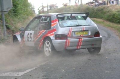 Rallye de Béssé sur Bray
