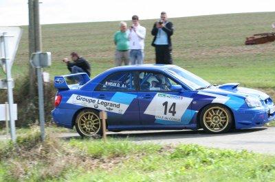 Rallye Ecurie Le Mans à Tennie 72
