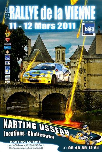 Rallye de la Vienne