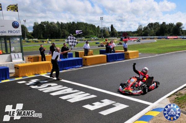 24H du Mans Internationales karting 2011