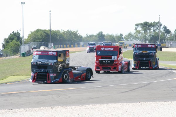 24 Heures Camions 2011