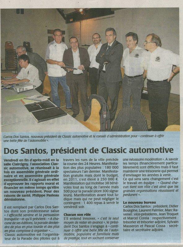 Nouveau Bureau a Classic Automotive