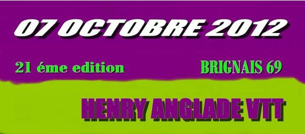 HENRY ANGLADE VTT  2012