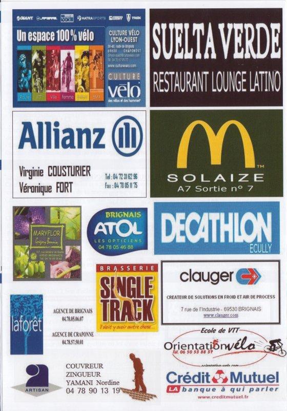 Nos partenaires HA 2012