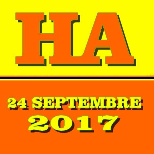 HA 24 Septembre 2017 BRIGNAIS