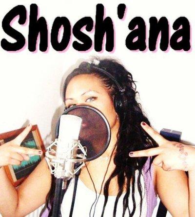 Priincess Shoshana au studio
