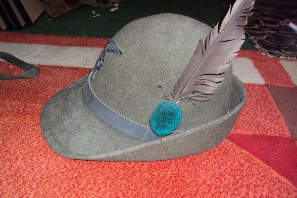 chapeaux chasseur alpin