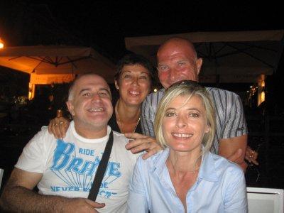 Coco, Baty, Jean Charles, Joelle et Moi