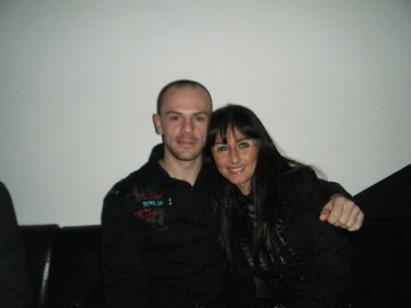 Jeremy et moi.....