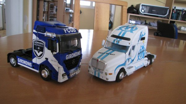 KENWORTH T2000 OLYMPIQUE DE MARSEILLE