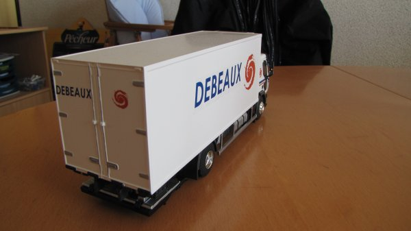PREMIUM DISTRIBUTION TRANSPORTS DEBEAUX
