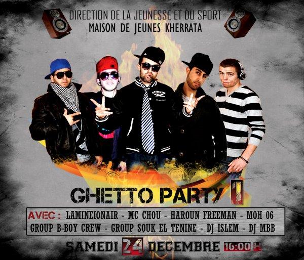 GHETTO PARTY