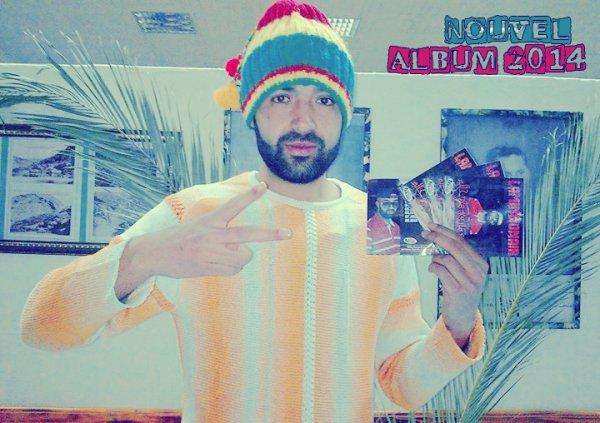 "Nouvel Album "" Sba3 Ma Bka Fi Halou """