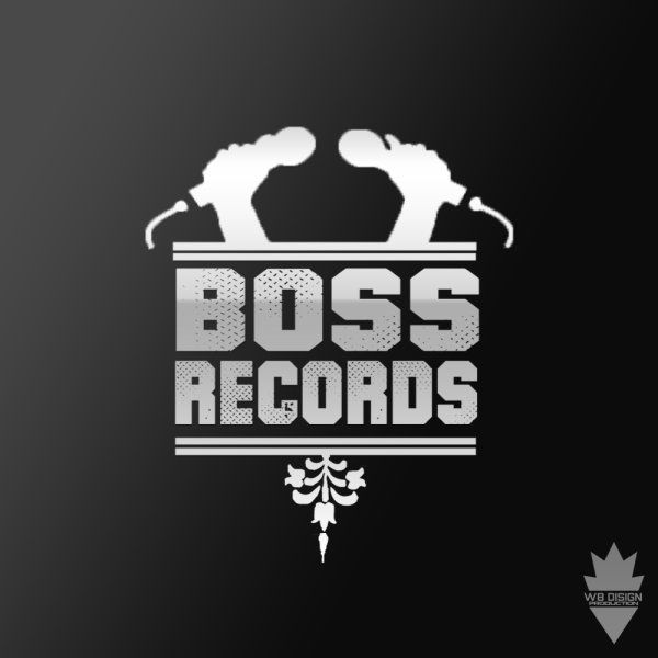 "Logo "" Boss Records """
