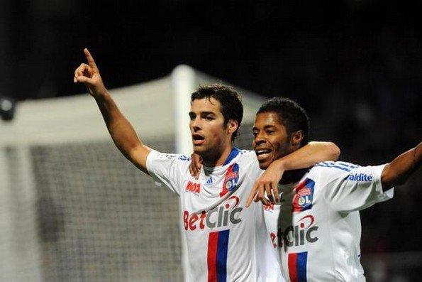 Yoann et Michel Bastos se sont réconciliés (Lundi 8 novembre 2010)