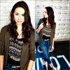 23.10.10 - Photoshoot pour Dana Gonzales
