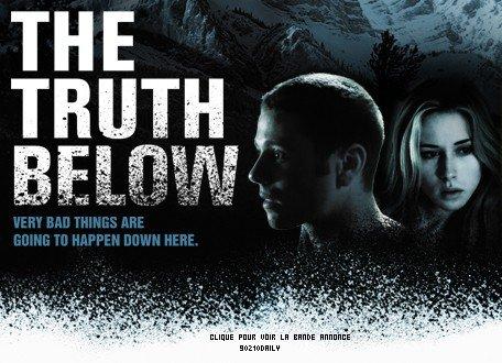 Photos promotionnelles, stills du film 'The Truth Below' avec Gillian Zinser