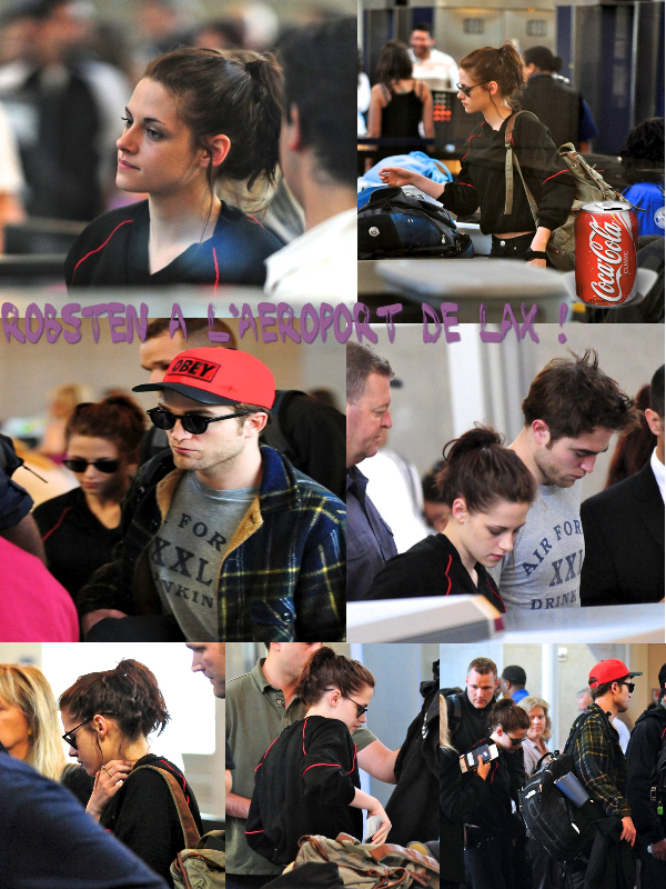 21 avril 2011 : DIRECTION LOS ANGELES !