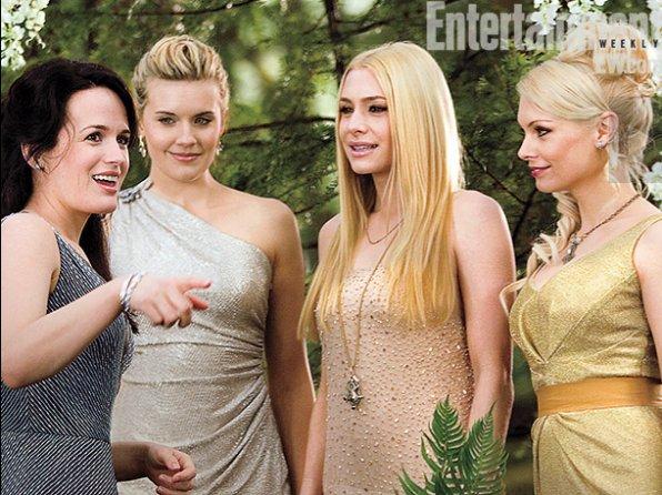 Stills & Couverture du magazine Entertainment Weekly ! Les photos sont magiques ...♥