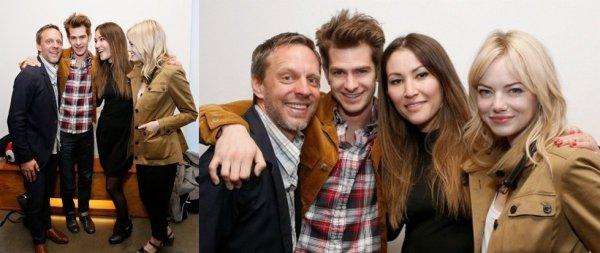 Le 2 mai, le couple était à l'After After de la pièce  « BULL At Brits »  qui est jouée a Broadway. Emma est juste magnifique et j'adore sa veste !
