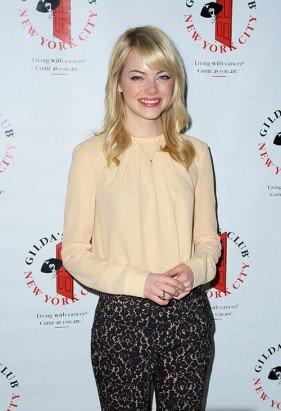 Le 15 mai, Emma a été présente aux  Gilda's Club NYC 6th annual benefit luncheon. Je ne suis pas fan de sa tenue. Emma est radieuse, elle est magnifique !