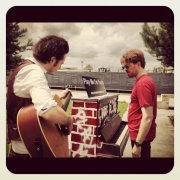 """Concerts sauvages - """"Play Me, I'm Yours!"""" (02/07/12)"""