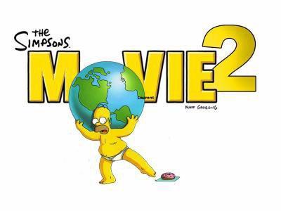 Une Suite Pour Le Film Des Simpson ?