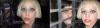 Lady Gaga aperçue à l'hotel Park hyatt à Paris.