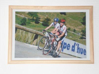 Montée de L'Alpe d'Huez - 20 juillet 2010