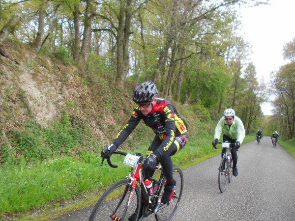 Lundi 1er mai 2017 - Mons-Chimay-Mons