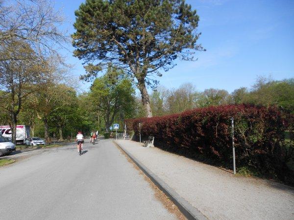 Samedi 6 mai 2017 - Tour de Namur
